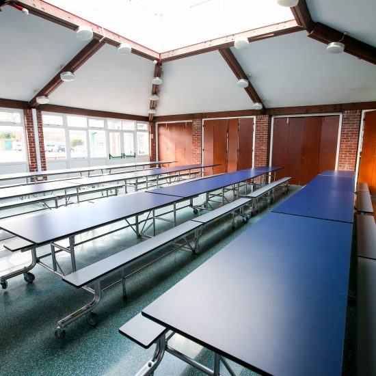 An agile space for multiple activities