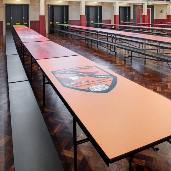 A more efficient dining furniture system